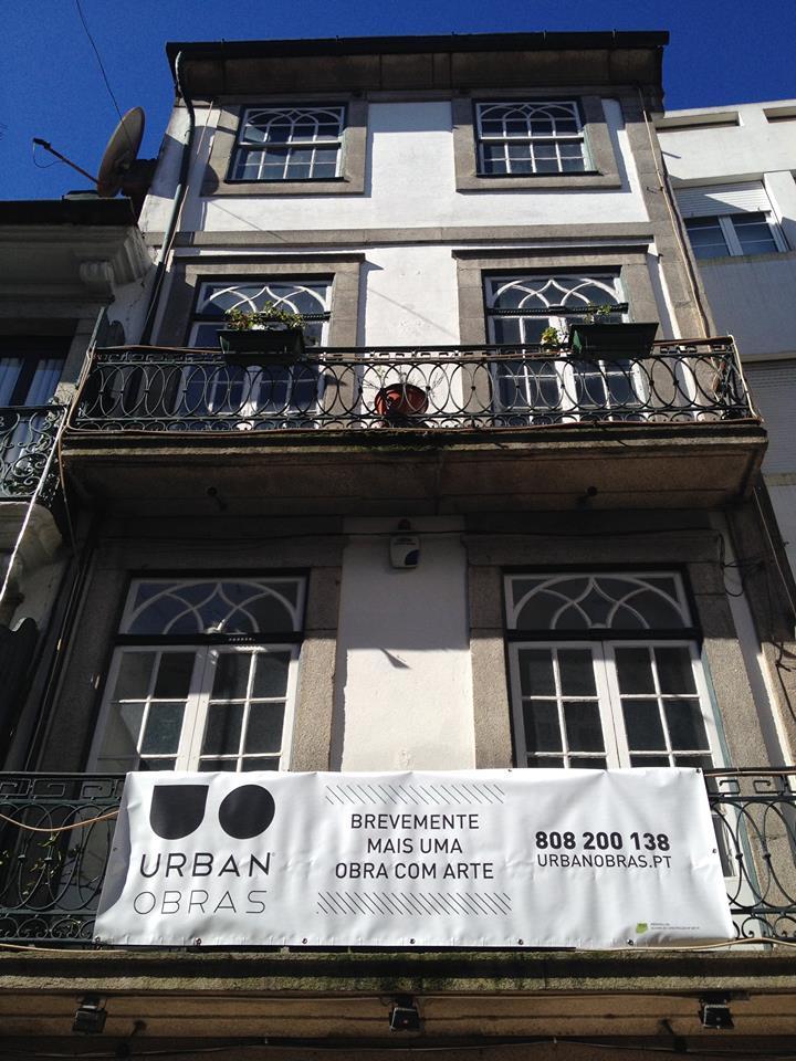 Reabilitação do Edifício COMPETIR