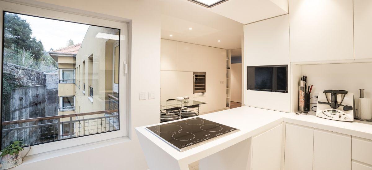 Remodelação de Casa - Cozinha e Sala de Jantar