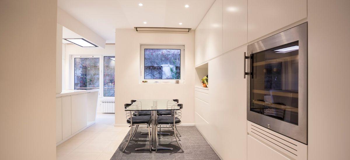 Remodelação de Casa - Espaço Sala de Jantar