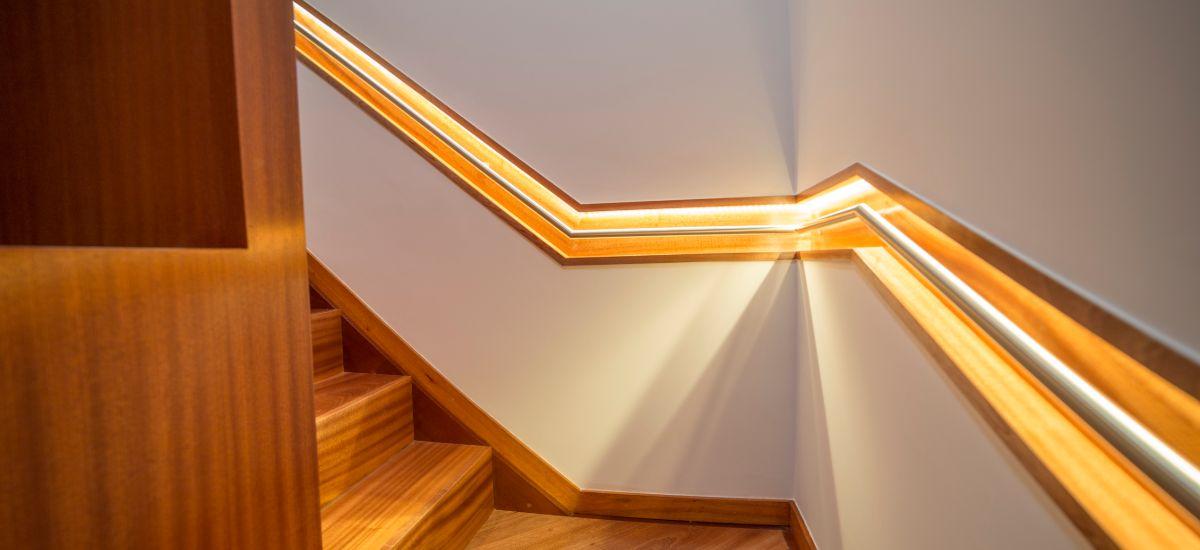 Intervenção e Remodelação em Escada de Habitação