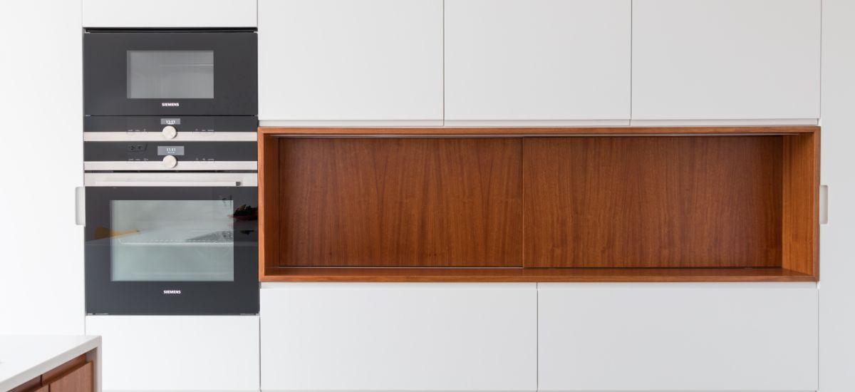 Remodelação Total de Apartamento - Cozinha