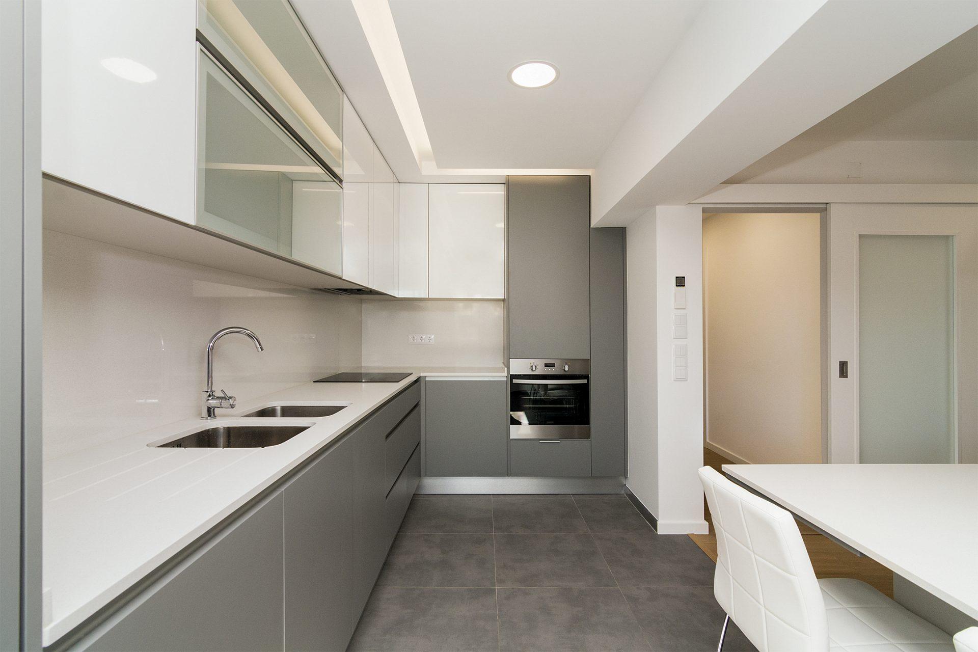Remodelação Estrutural de Interior de Apartamento