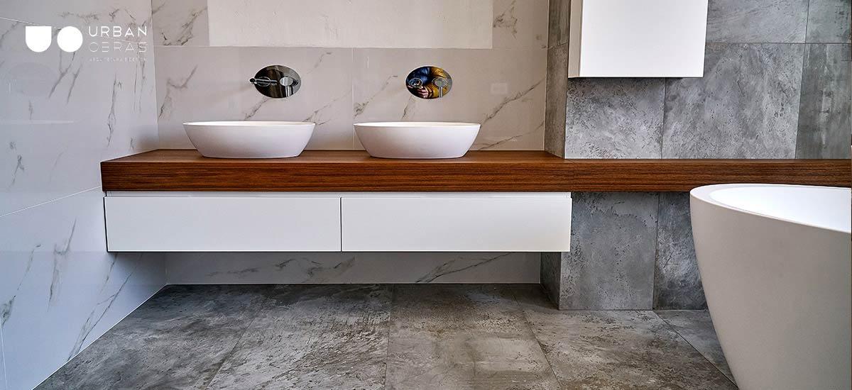 remodelações de casa de banho