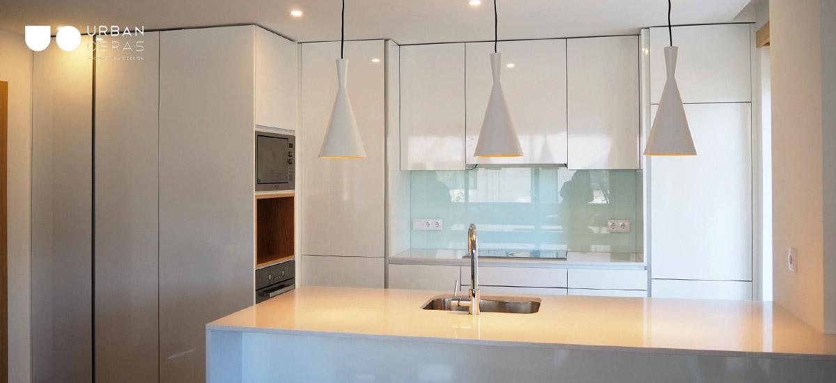 modernização de cozinha em Gaia, obras de remodelação de cozinhas