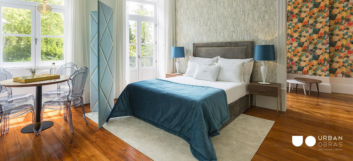 decoração de interiores, design de interiores, decoração de quarto casal, remodelações de casa, obras de casa