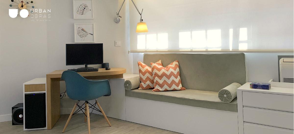 remodelação e decoração de quarto jovem