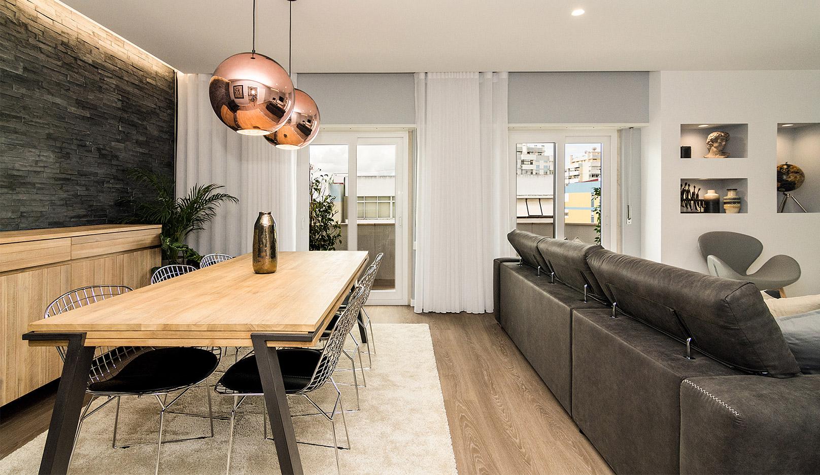remodelação de apartamento - empresa de remodelações