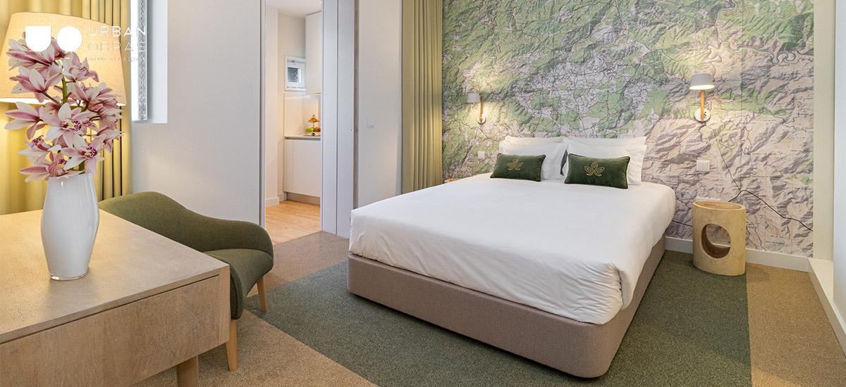 remodelação de quarto, decoração de quarto remodelado em hostel