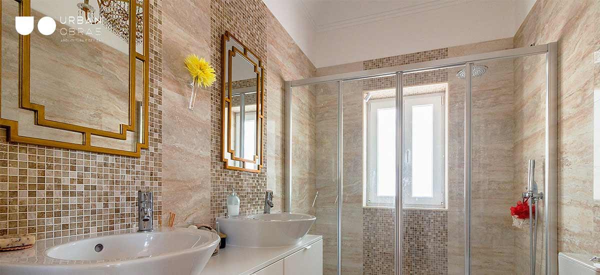 remodelacao de casa de banho