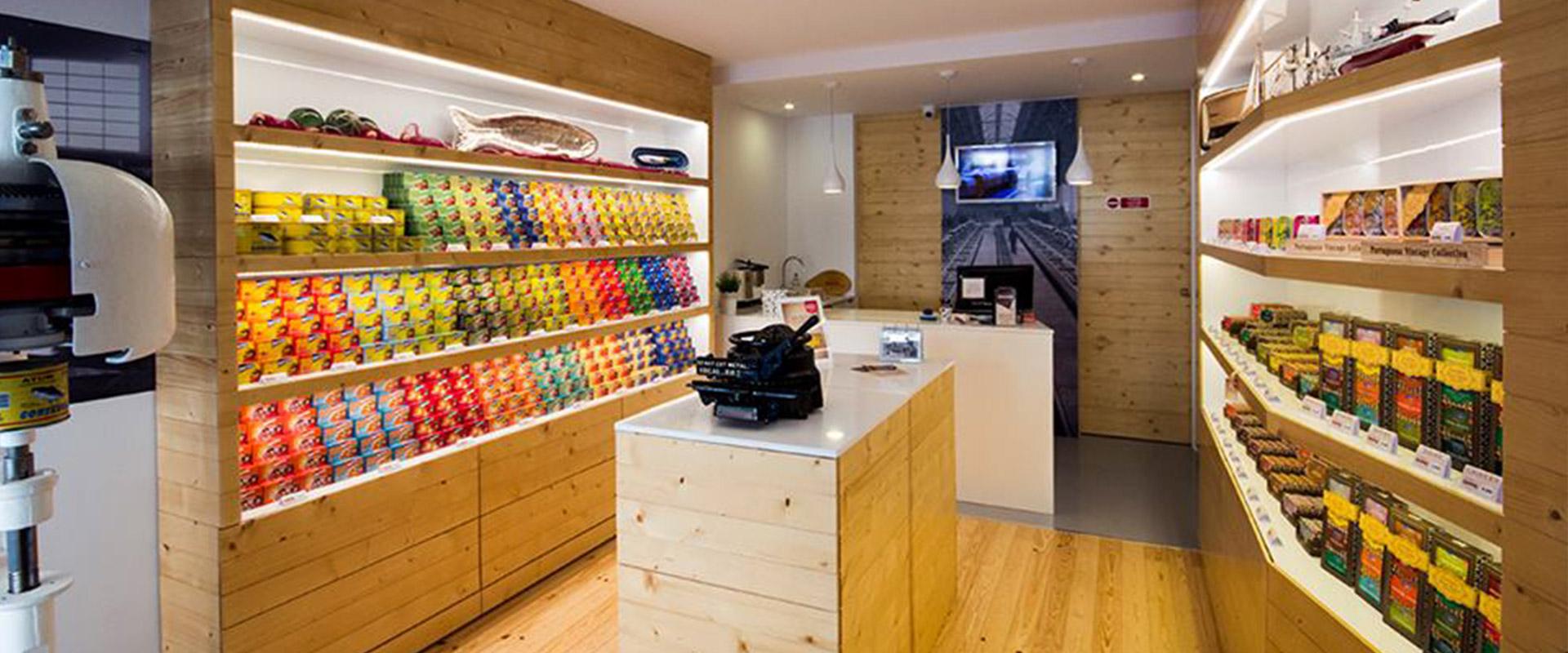 remodelação de loja, remodelação comercial, loja com mobiliário à medida, decoração de loja