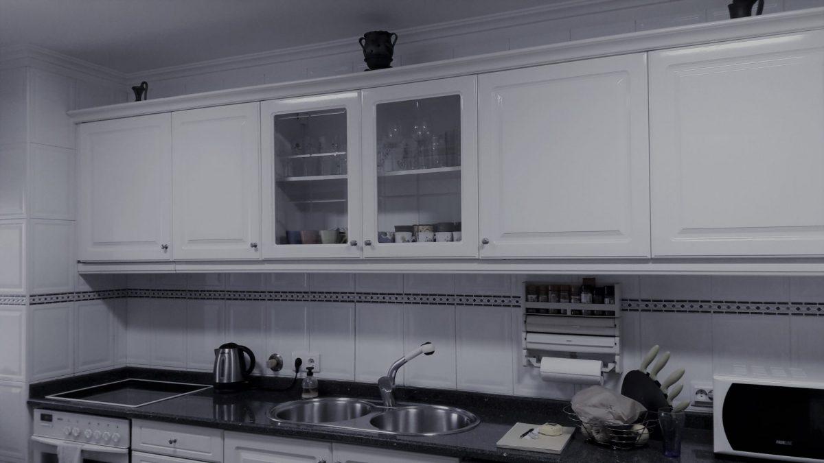Remodelacção Total de Cozinha - antes