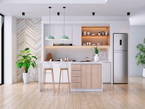 decoracao de cozinhas