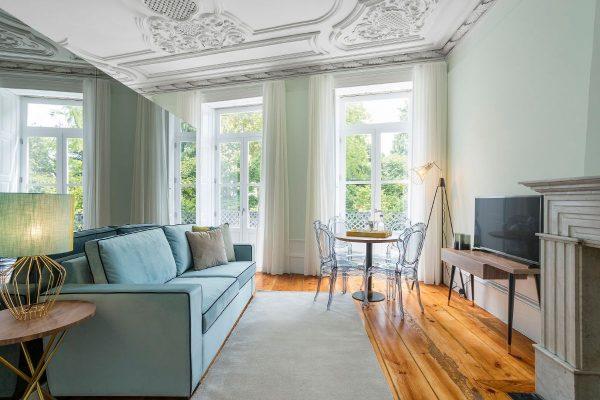 Urban Obras - Portfolio - Reabilitação de casa para Guest House