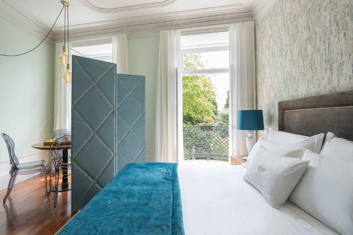 Reabilitação de quartos para guest house