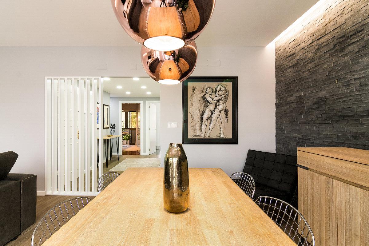 Remodelação de Casa: Um Ambiente Moderno e Informal