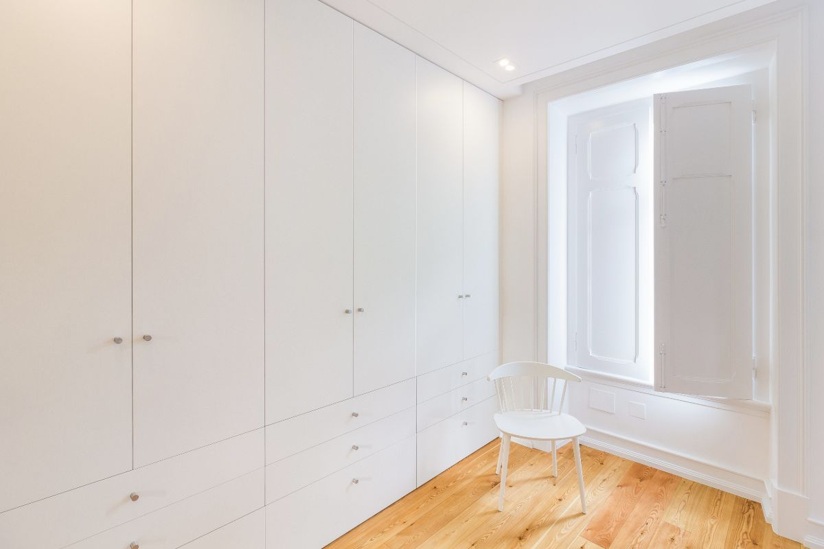 Remodelação de Apartamento - Conceito de Reabilitação de Charme