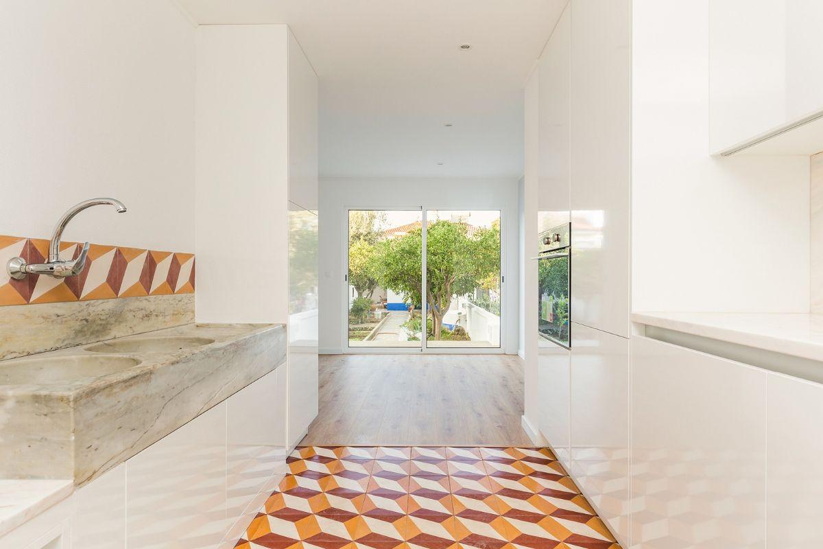 Remodelação de Casa – Inspiração Mediterrânica