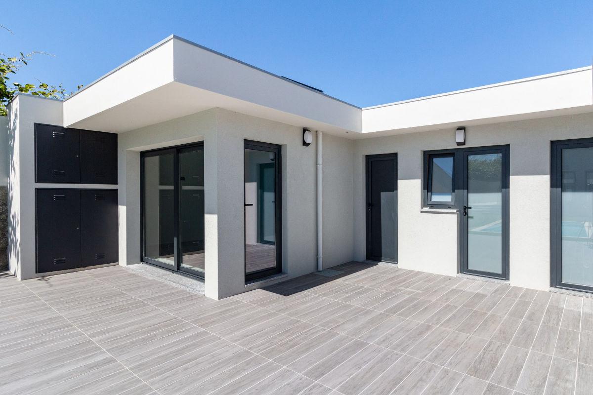 Remodelacao de Habitacao de dois pisos - Novos Padrões de Conforto