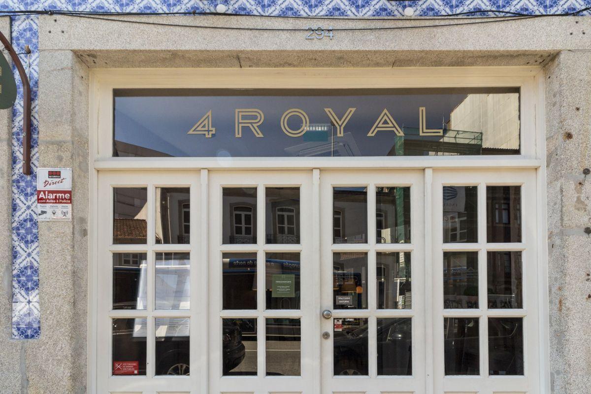 Remodelações Comerciais - Fachada 4 Royal