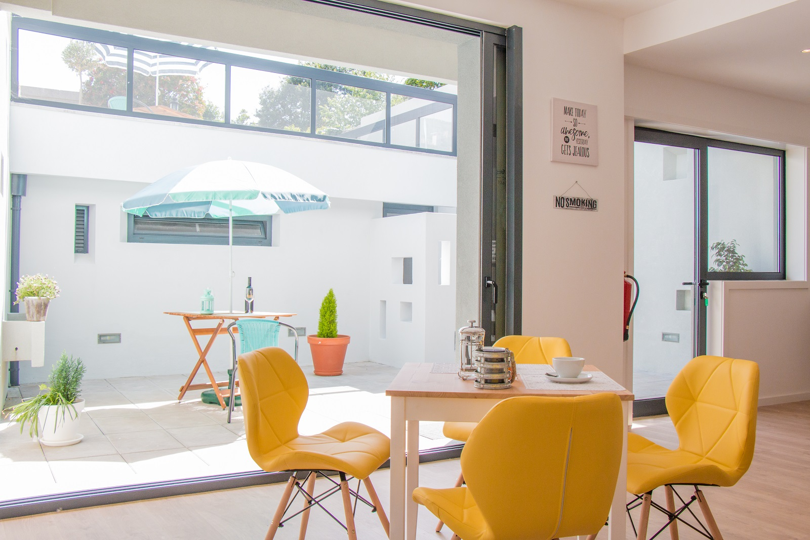 Transformação de Edifício de Habitação em Guest House