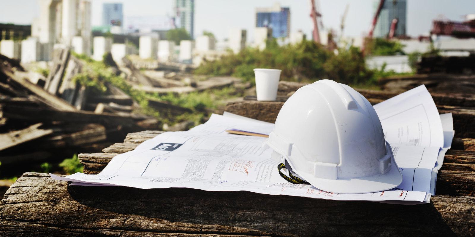 Construção Civil Header