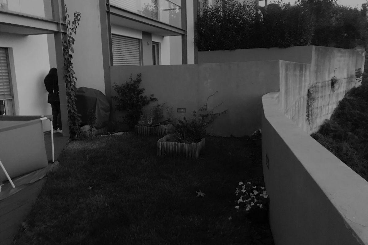 Construção de Piscina - Antes