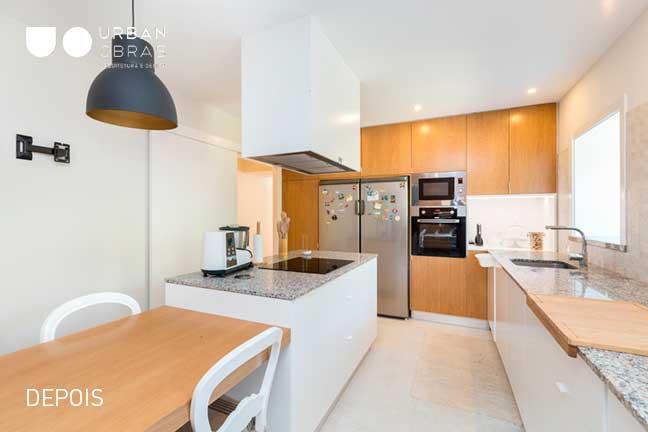 remodelação de cozinha- empresa de remodelações- urban obras