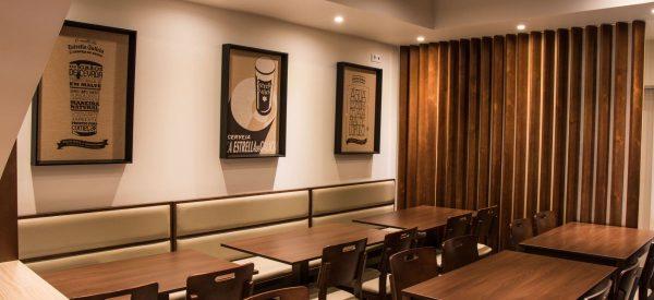 Reabilitação de Restaurante Pedro dos Frangos - Sala