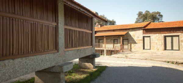 Remodelação Imóvel Turismo Rural - Zona Envolvente
