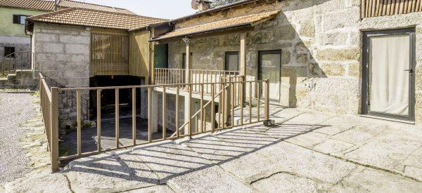 Remodelação Imóvel Turismo Rural - Área Exterior