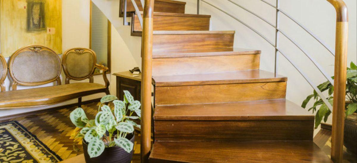Remodelação de Moradia Triplex - Escadas Interiores