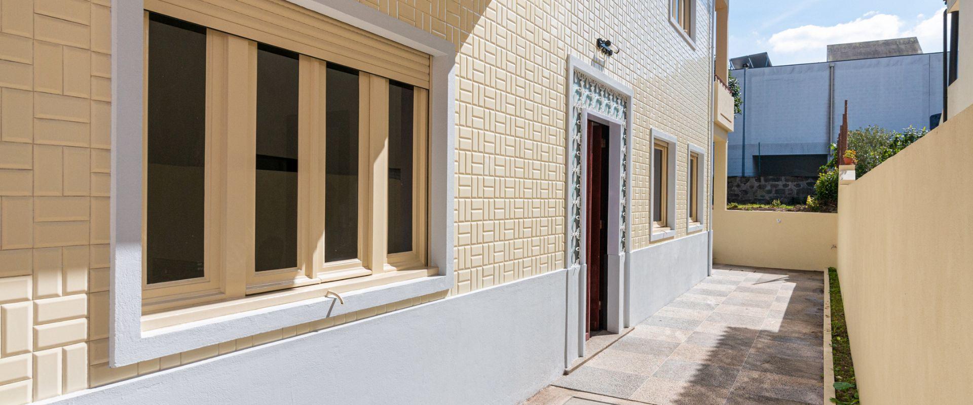 Remodelação de Moradia - Construída para Durar e Recomeçar