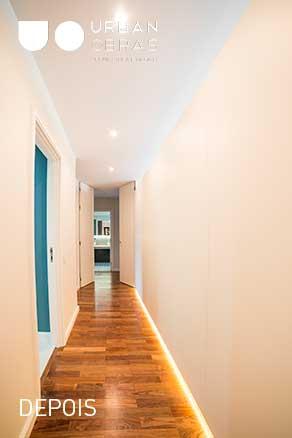 mobiliário, reabilitação de apartamento