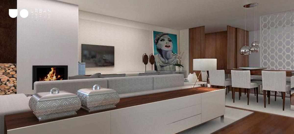 Reabilitação de casa, decoração de sala, construção de moradias, obras de casa