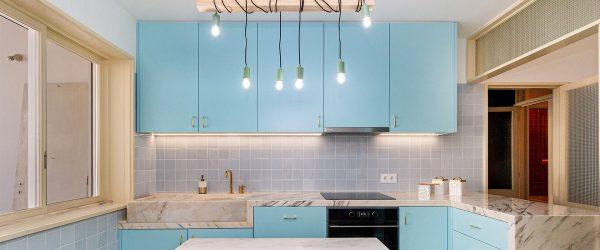 Urban Obras - Portfolio - Remodelação de apartamento dos anos 50