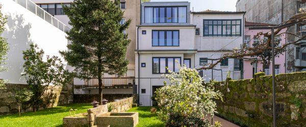 Urban Obras - Portfolio - Casa de Arouca – Remodelação de imóvel para turismo