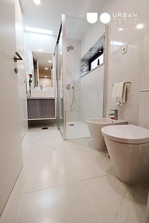 Remodelação de Casa de banho Urban Obras