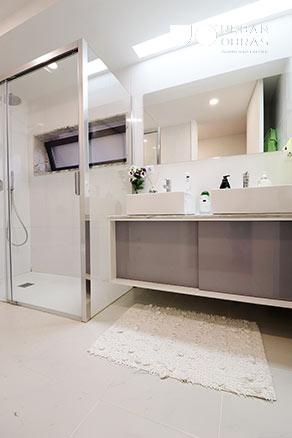 Casa de banho estilo moderno