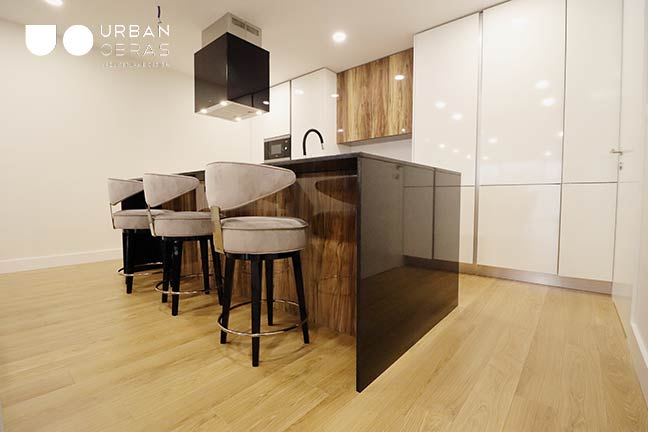 remodelação cozinha   empresa de remodelações   Urban Obras