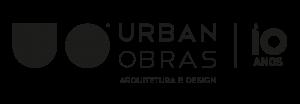 10 anos Urban, logotipo comemorativo