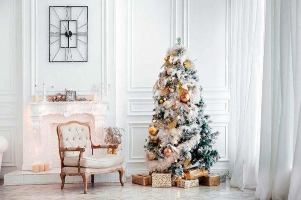 arvore de natal, decoração de natal vintage