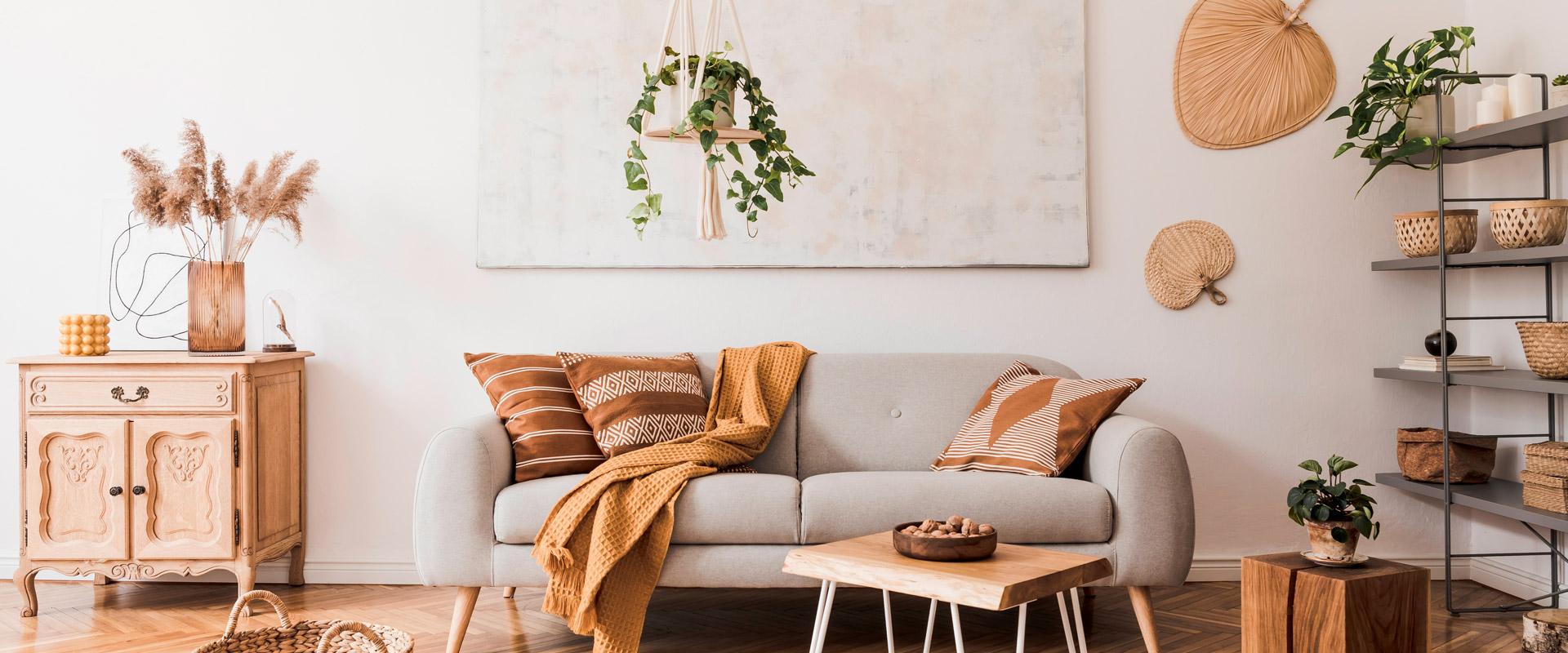 Tendências de decoração de interiores para 2021