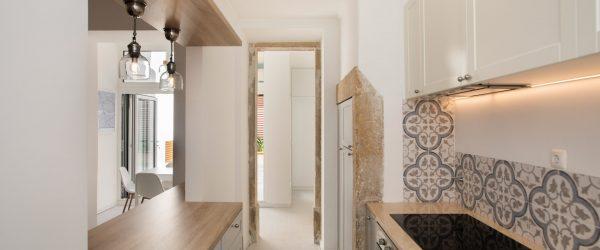 Urban Obras - Portfolio - Remodelação de apartamento para Turismo