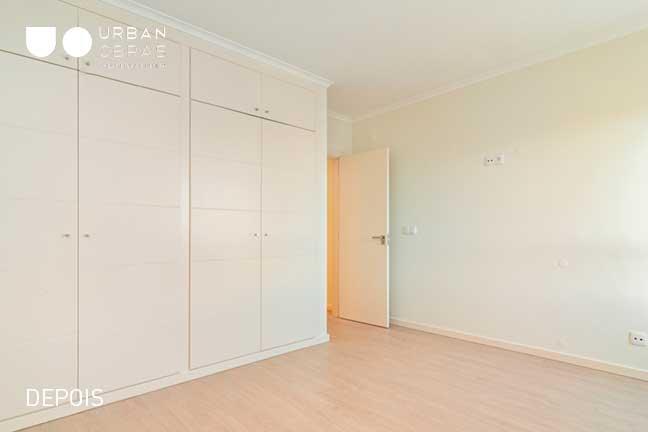 quarto - remodelacao de apartamento em benfica