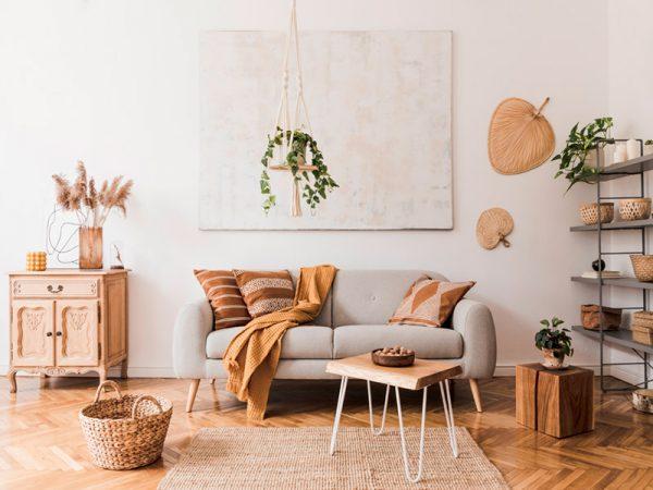 sustentabilidade, tendências de decoração