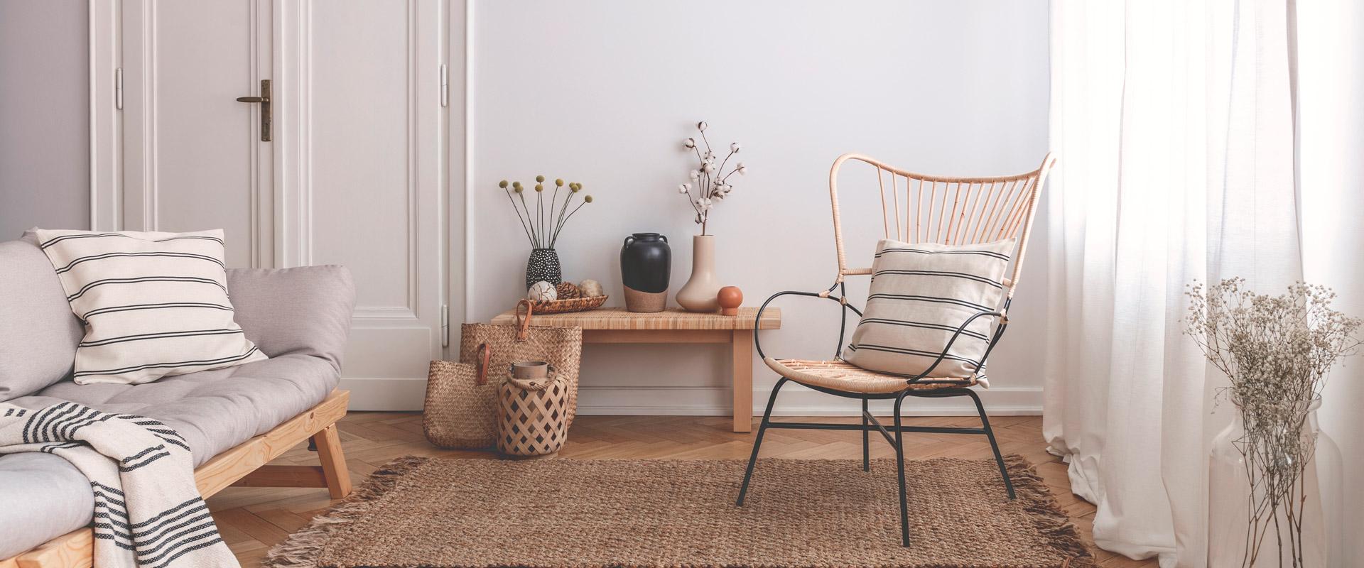 Decoração de interiores: 5 Truques para fazer a casa parecer maior