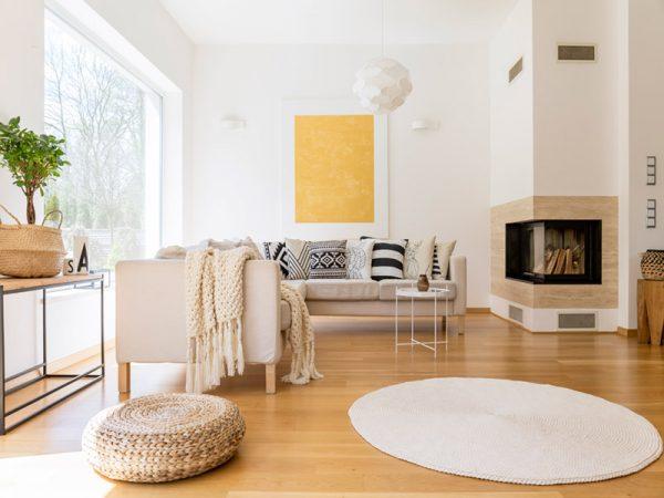 decoração de interiores | cores claras | Urban Obras | Empresa de decoração e remodelação