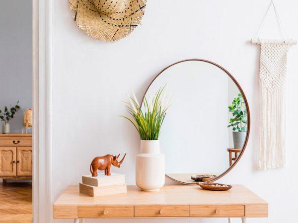 decoração de interiores | espelhos | Urban Obras | Empresa de decoração e remodelação
