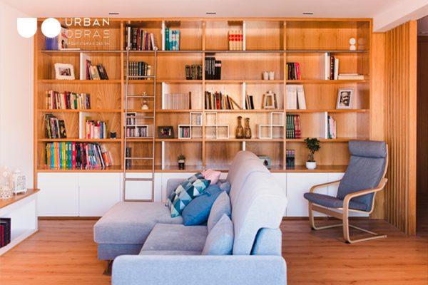 decoração de interiores | verticalidade | Urban Obras | Empresa de decoração e remodelação