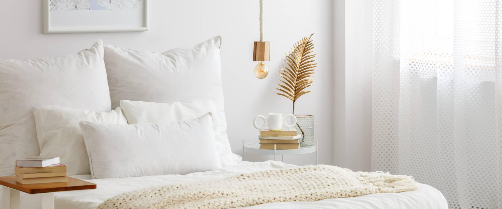 Dicas para decoração de quarto minimalista